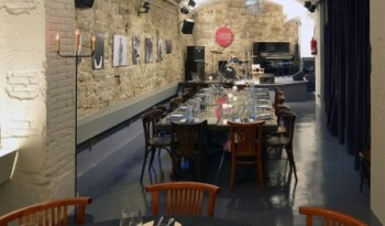menus de grupo barcelona. Restaurantes de Barcelona con reservados