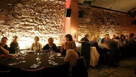 cenas-para-grupos-barcelona. Restaurante con salón privado en Barcelona