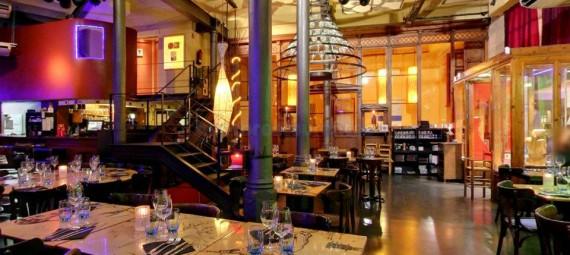 Restaurantes con encanto en Barcelona. Espacio para eventos Barcelona
