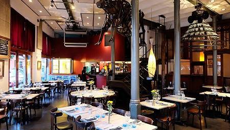 Restaurante argentino en Barcelona con buena puntuación