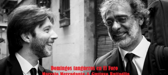 Restaurante con espectáculo Barcelona de tango