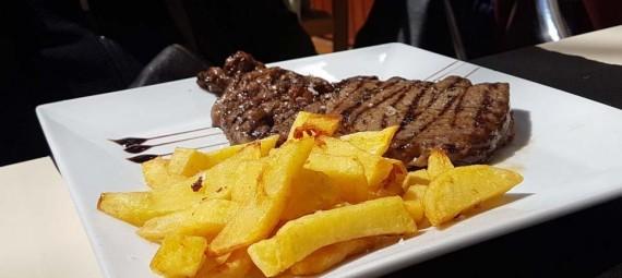 Restaurante de cocina argentina en Barcelona