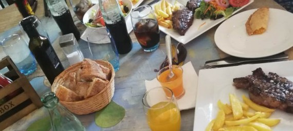 Restaurantes de Barcelona para empresas. Menú grupos Barcelona